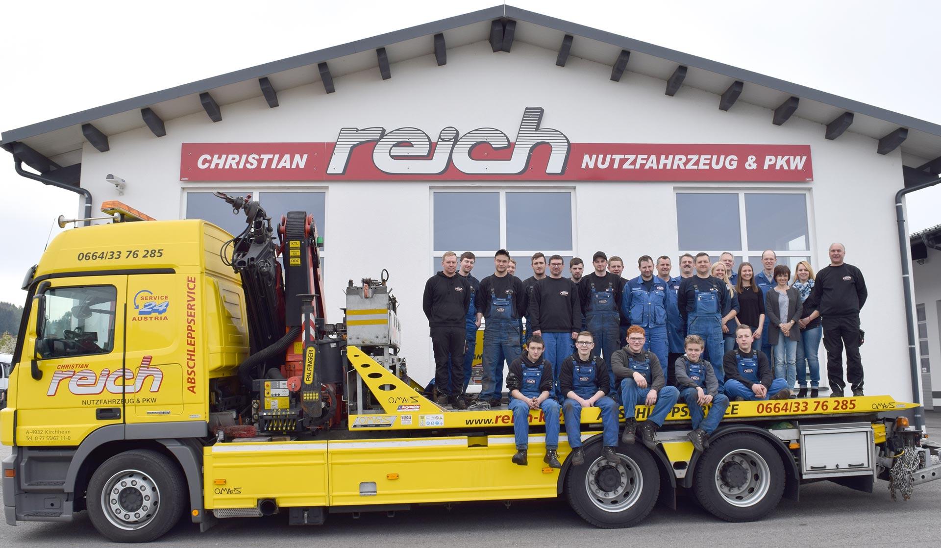 team reichm kfz