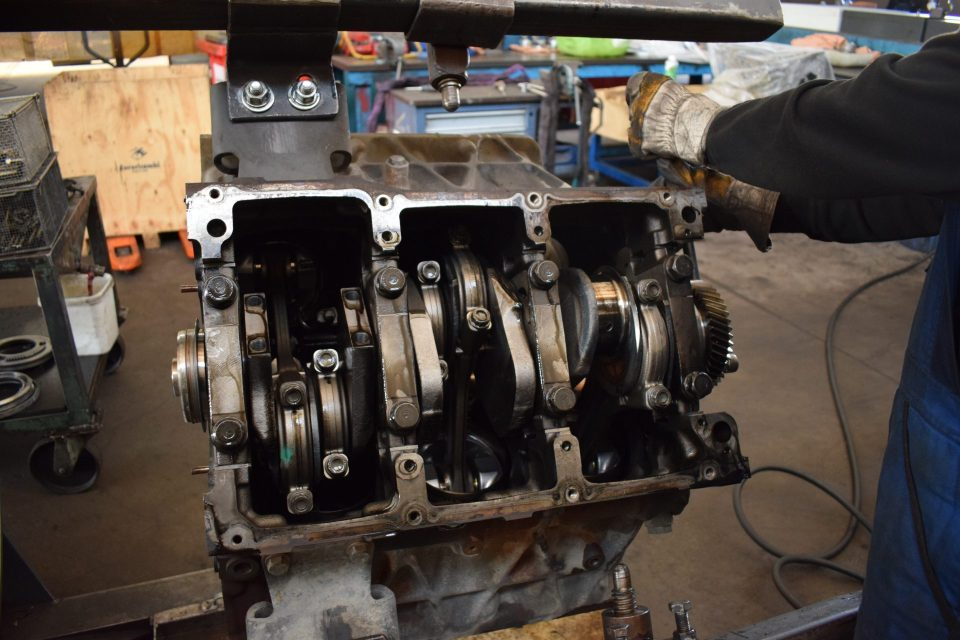 Motorinstandsetzung2-Motor- & Getriebeinstandsetzung
