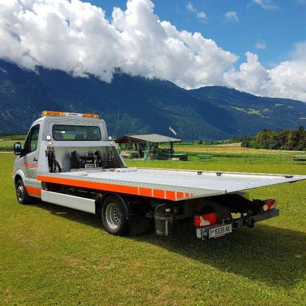 Sprinter Mercedes mit Schiebeplateau (10)