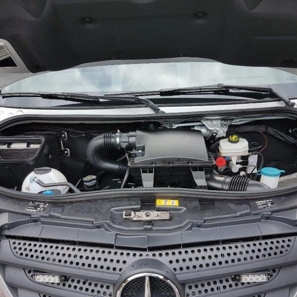 Sprinter Mercedes mit Schiebeplateau (21)