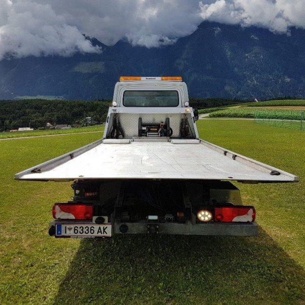 Sprinter Mercedes mit Schiebeplateau (9)
