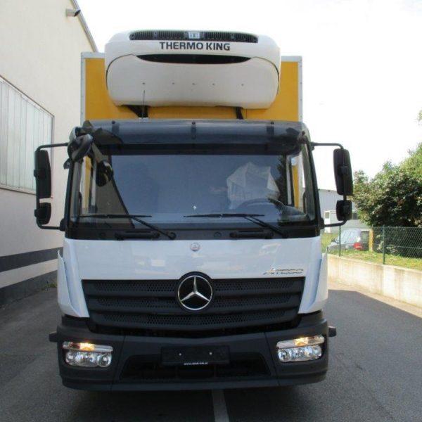 Mercedes 1223 Kühler (6)